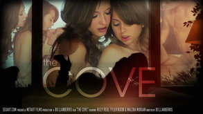 The Cove starring Malena Morgan & Riley Reid & Tyler Nixon