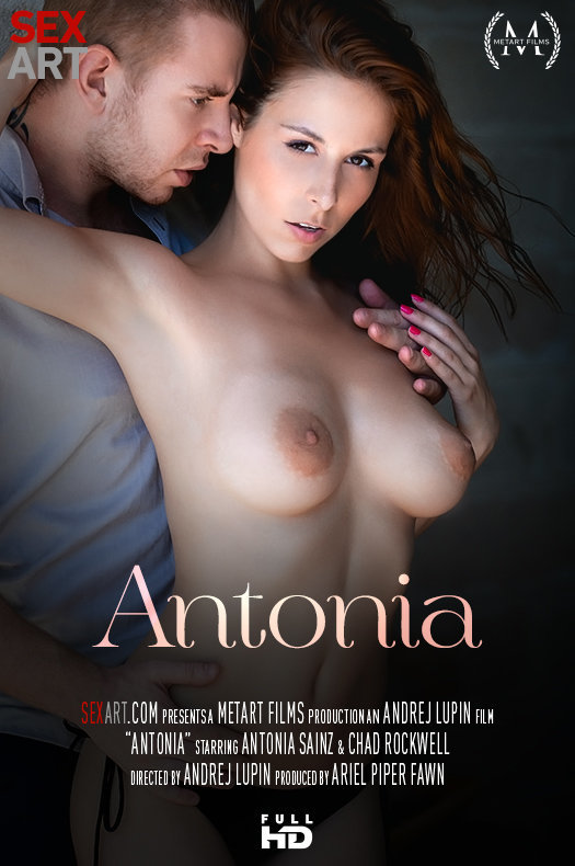 Antonia featuring Antonia Sainz & Chad Rockwell by Andrej Lupin