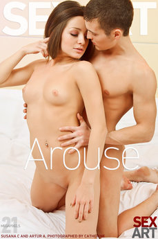 SexArt - Susana C & Artur A - Arouse by Catherine