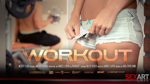 Workout starring Bailey Ryder