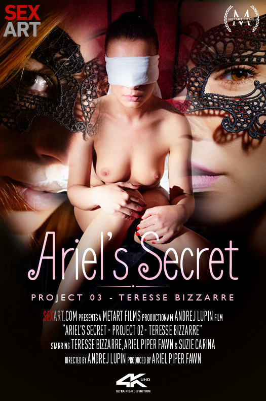 Ariel's Secret - Project 3 Teresse Bizzarre featuring Ariel Piper Fawn & Suzie Carina & Teresse Bizzarre by Andrej Lupin