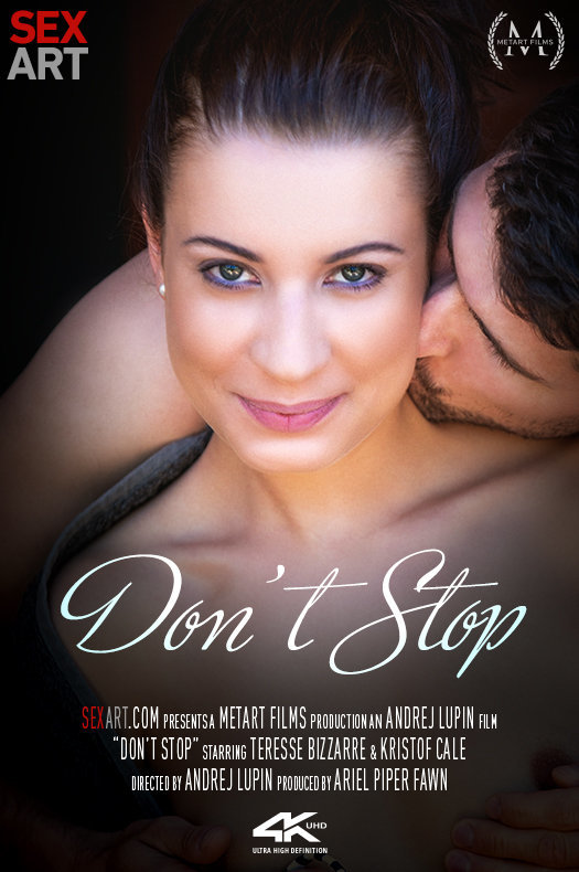 Don't Stop featuring Teresse Bizzarre & Kristof Cale by Andrej Lupin