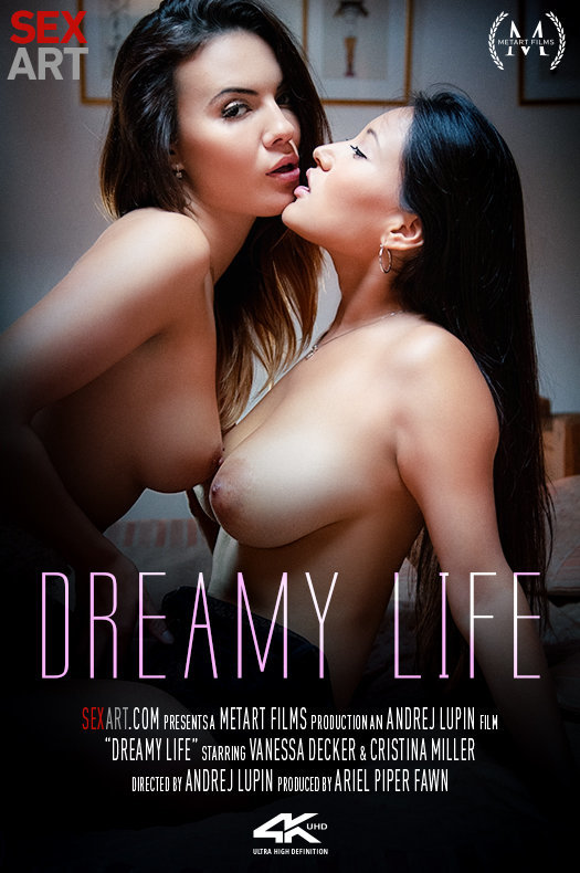 Dreamy Life featuring Cristina Miller & Vanessa Decker by Andrej Lupin