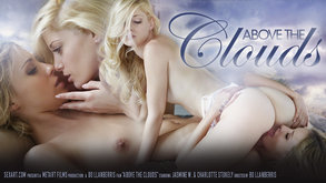 Above The Clouds starring Charlotte Stokely & Jasmine W
