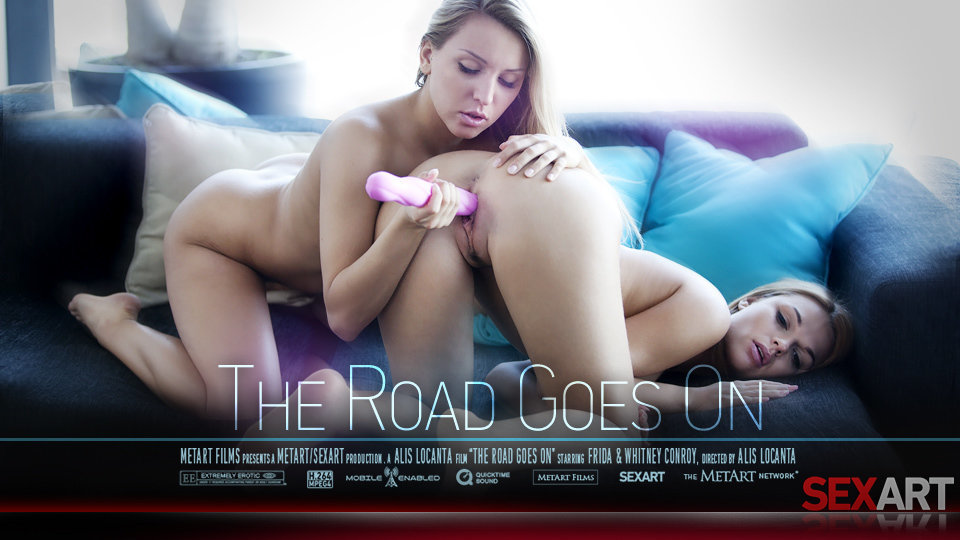 SexArt The Road Goes On Frida, Whitney Conroy