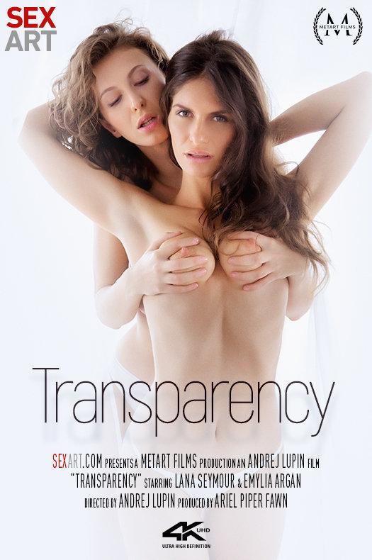 Transparency featuring Emylia Argan & Lana Seymour by Andrej Lupin