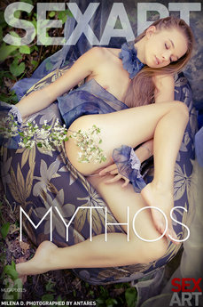 SexArt - Milena D - Mythos by Antares