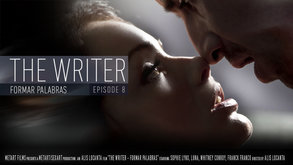 The Writer - Formar Palabras starring Luna & Sophie Lynx & Whitney Conroy & Franck Franco