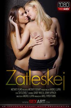 SexArt Zatleskej Candy Wais & Jenny Appach
