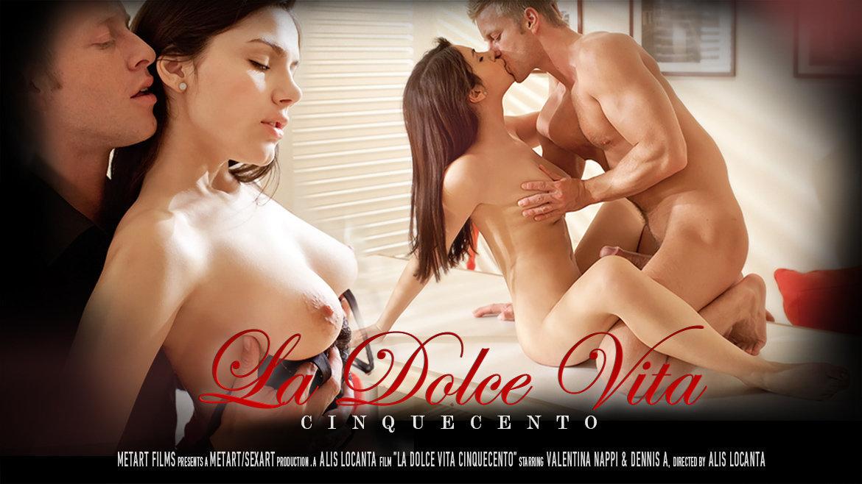SexArt La Dolce Vita Cinquecento Valentina Nappi, Denis A