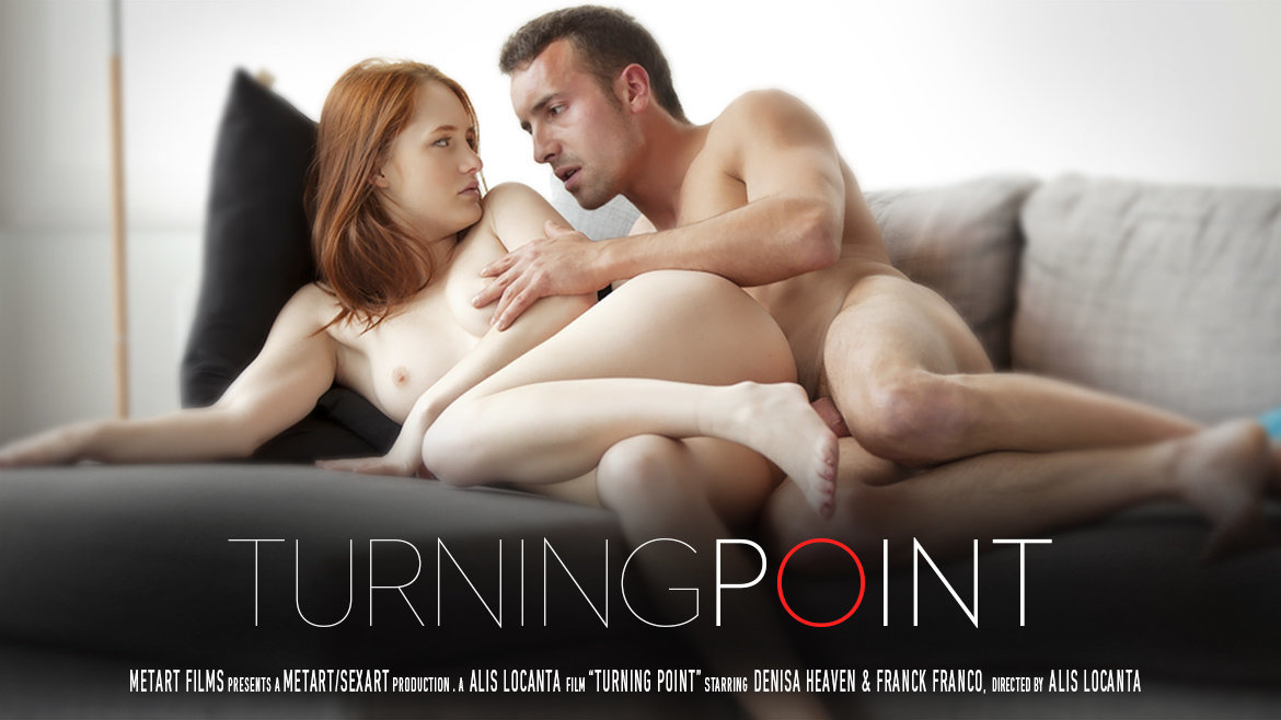 SexArt Turning Point Denisa Heaven, Franck Franco