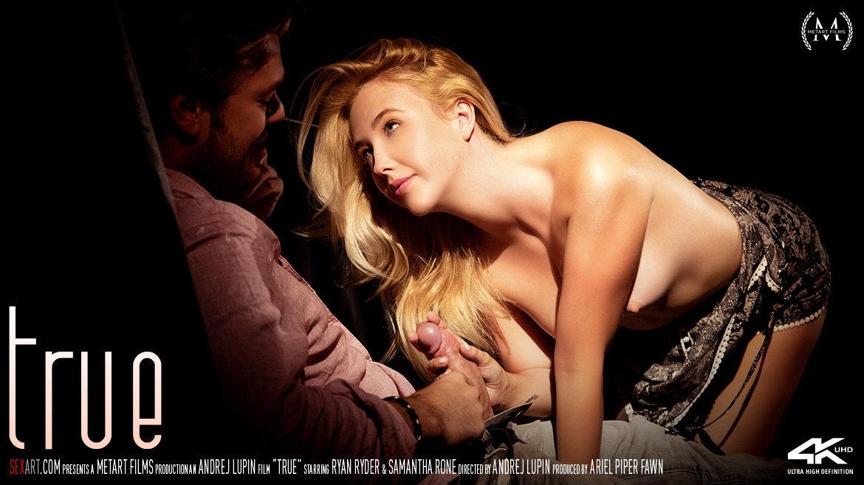 Sex Art - Samantha Rone & Ryan Ryder - True