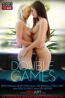 SexArt Double Games Caprice A & Grace C