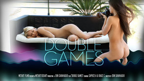 Double Games starring Caprice A & Grace C