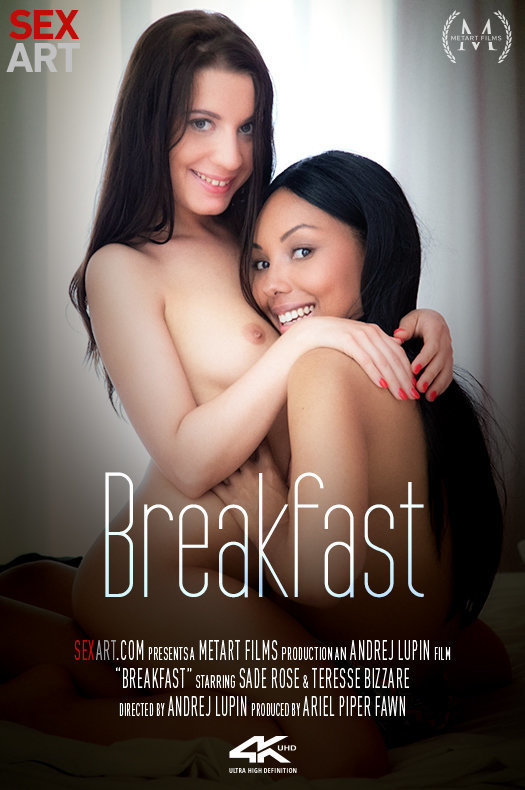 Breakfast featuring Sade Rose & Teresse Bizzarre by Andrej Lupin