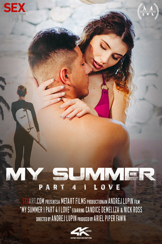 My Summer Episode 4 - Love featuring Alexis Crystal & Anya Krey & Candice Demellza & Emylia Argan & Lilu Moon & Maxmilian Dior & Nick Ross by Andrej Lupin