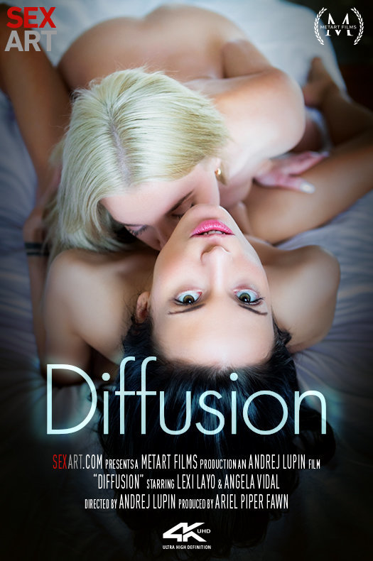 Diffusion featuring Angela Vidal & Lexi Layo by Andrej Lupin