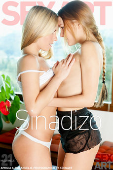 SexArt Sinadizo Aprilia A & Blue Angel