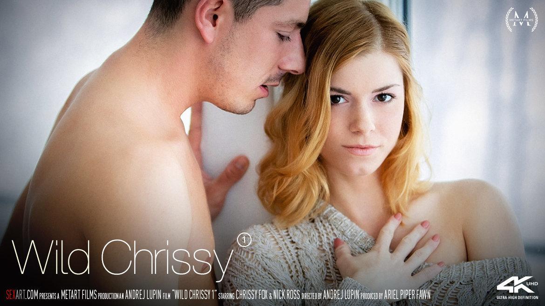 Sex Art - Chrissy Fox & Nick Ross - Wild Chrissy 1