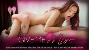 Give Me More starring Sophie Lynx & Thomas Lee