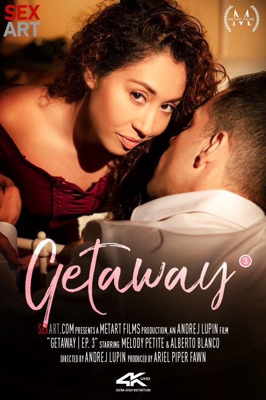 Getaway 3 featuring Melody Petite & Alberto Blanco by Andrej Lupin