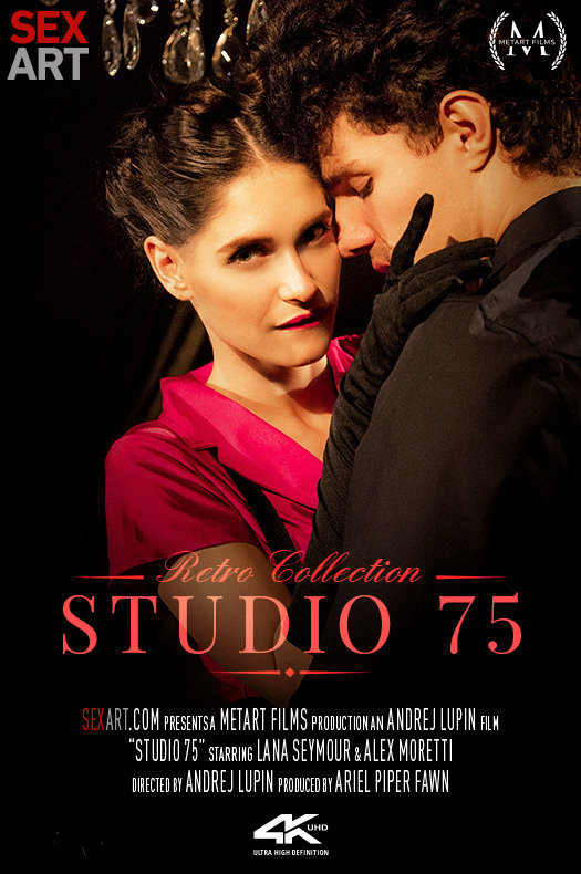 Studio 75 featuring Alex Moretti & Lana Seymour by Andrej Lupin