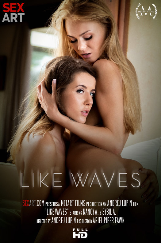 Like Waves featuring Nancy A & Sybil A by Andrej Lupin