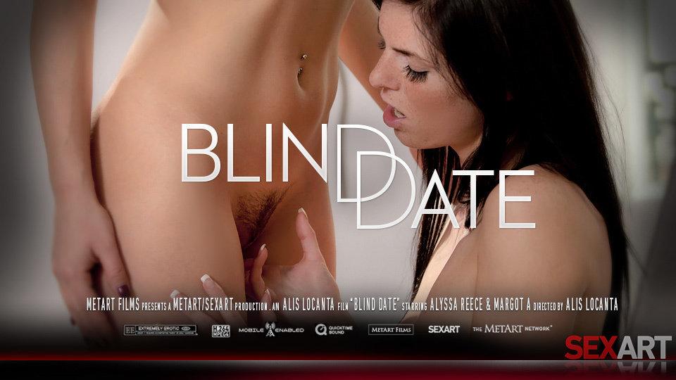 SexArt Blind Date Alyssa Reece, Margot A