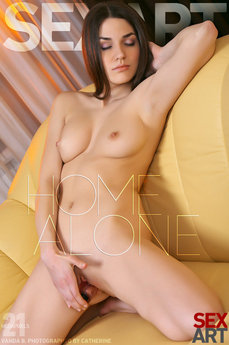 SexArt Home Alone Vanda B