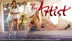 The Artist starring Charlotte Stokely & Malena Morgan