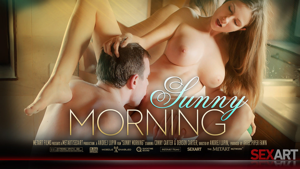 SexArt Sunny Morning Connie Carter, Denson Carter