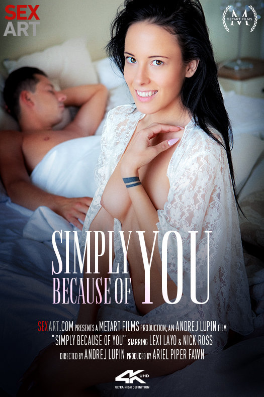Simply Because Of You featuring Lexi Layo & Nick Ross by Andrej Lupin