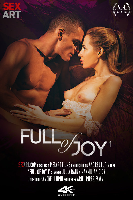 Full Of Joy Episode 1 featuring Julia Rain & Maxmilian Dior by Andrej Lupin