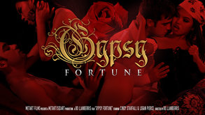 Gypsy Fortune starring Cindy Starfall & Logan Pierce