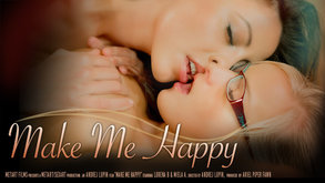Make Me Happy starring Lorena B & Miela A