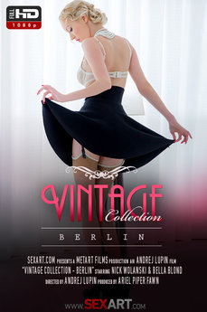 SexArt – Bella Blond, Nick Wolanski – Vintage Collection – Berlin