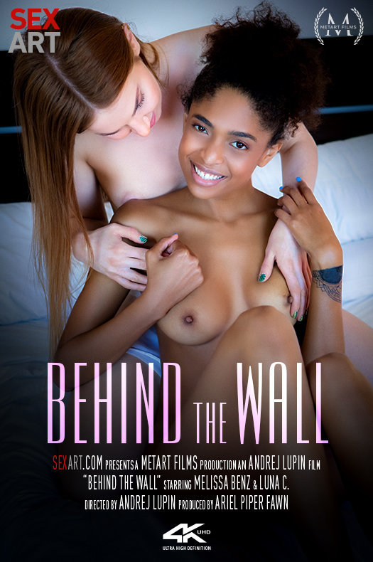 Behind The Wall featuring Luna C & Melissa Benz by Andrej Lupin