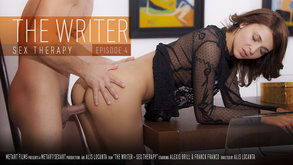 The Writer - Sex Therapy starring Alexis Brill & Luna & Whitney Conroy & Franck Franco