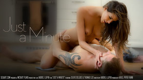 Just A Minute starring Silvie Deluxe & Thomas Lee
