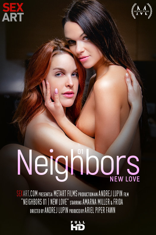 Neighbors Episode 1 - New Love featuring Amarna Miller & Frida by Andrej Lupin