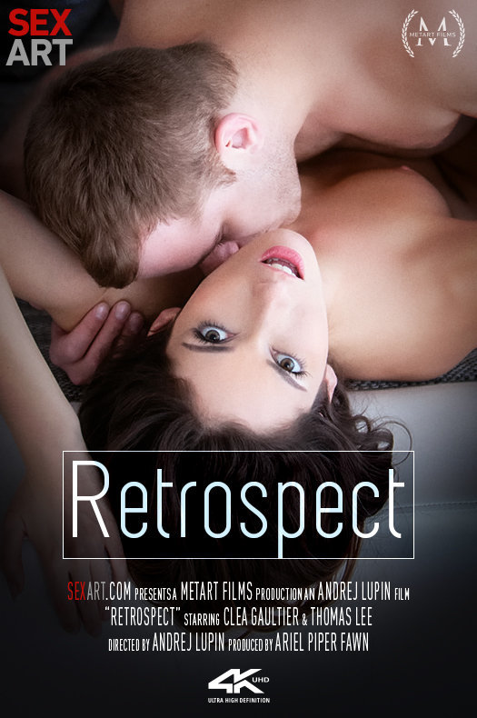 Retrospect featuring Clea Gaultier & Thomas Lee by Andrej Lupin