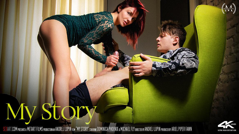 Sex Art - Dominica Phoenix & Michael Fly - My Story