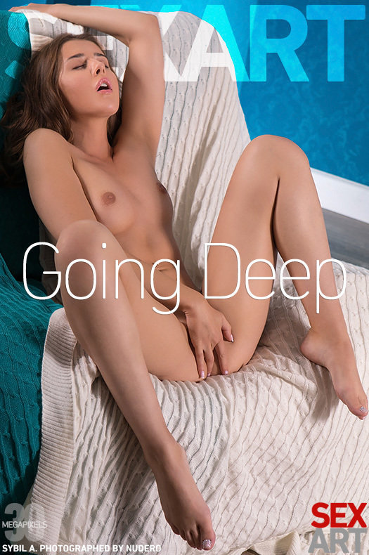 Going Deep featuring Sybil A by Nudero