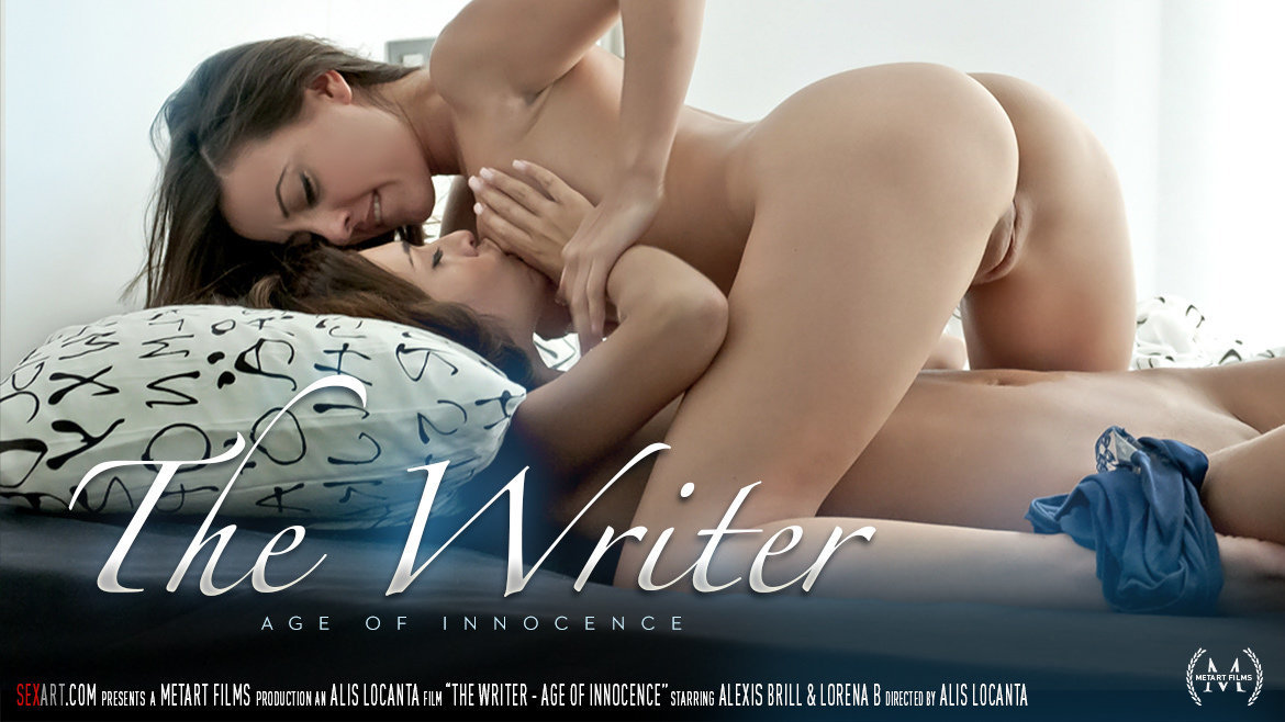 SexArt The Writer – Age of Innocence Alexis Brill, Lorena B
