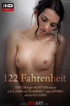 122 Fahrenheit
