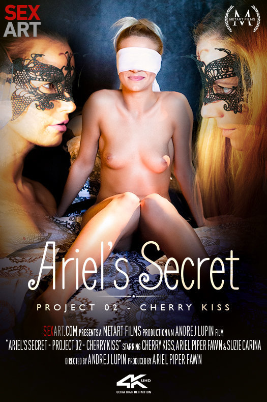 Ariel's Secret - Project 2 Cherry Kiss featuring Ariel Piper Fawn & Cherry Kiss & Suzie Carina by Andrej Lupin