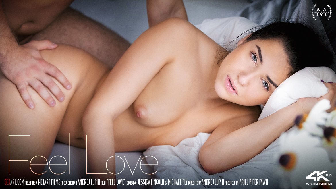 Sex Art - Jessica Lincoln & Michael Fly - Feel Love