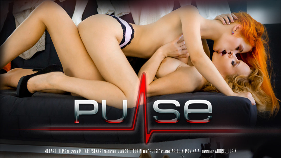 SexArt Pulse Ariel Piper Fawn, Monika A