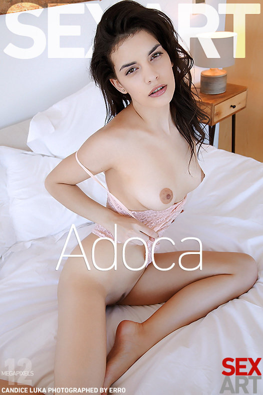 Adoca featuring Candice Luka by Erro