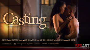 Casting starring Isabella Amor & Faube Cox